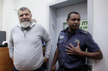 גרשון מסיקה בהארכת מעצר (ארכיון)