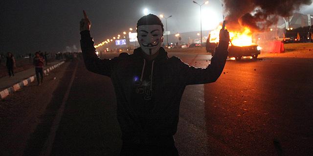התפרעויות במצרים. סיכום עגום למצב הכדורגל הצפון אפריקאי, צילום: איי אף פי