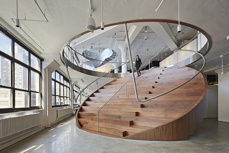 משרדי סוכנות הפרסום Wieden+Kennedy, ניו יורק