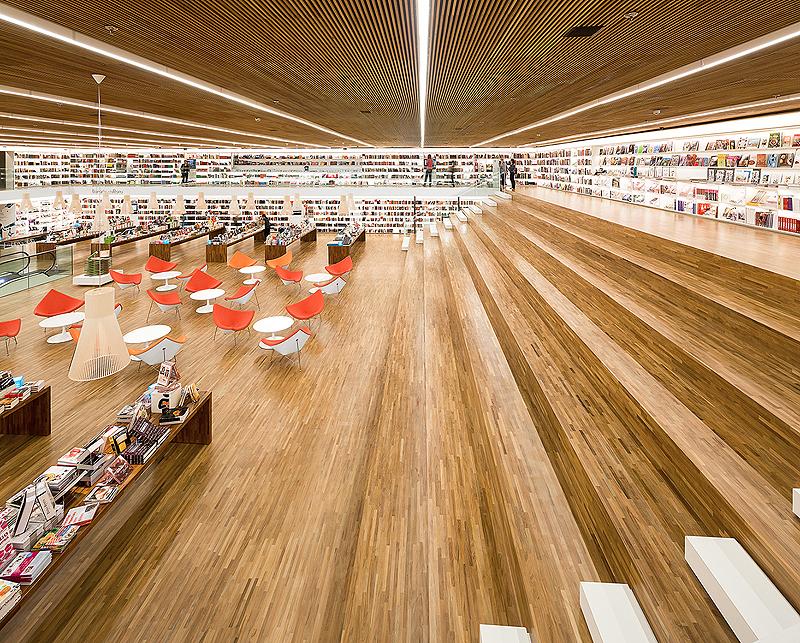 חנות הספרים קולטורה, סאו פאולו ברזיל