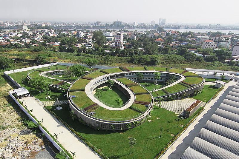 גן חקלאות,  וייטנאם