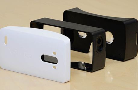 מציאות מדומה VR התקן G3 LG