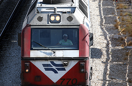 רכבת ישראל, צילום: גיל נחושתן