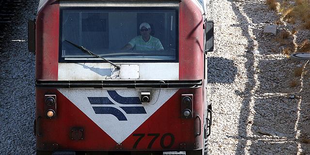 """הקטר תקול וברכבת הפסיקו הבוקר את הנסיעות בקו ירושלים נתב""""ג"""