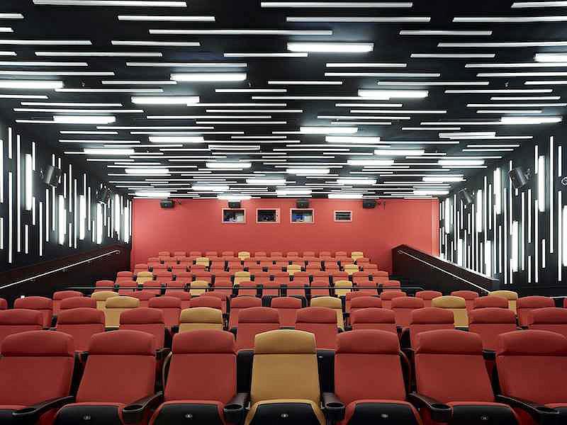 קולנוע ניו פיפל, פה תוכלו לצפות בסרטי אנימה חדשים, צילום:  NEW PEOPLE CINEMA