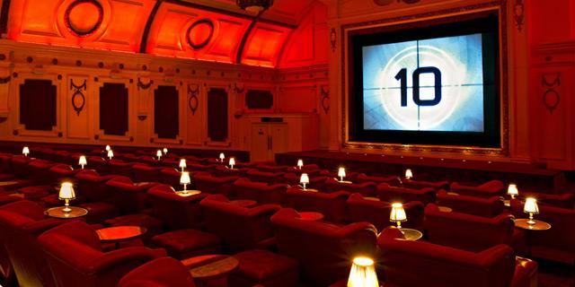בתי הקולנוע המדליקים ביותר בעולם