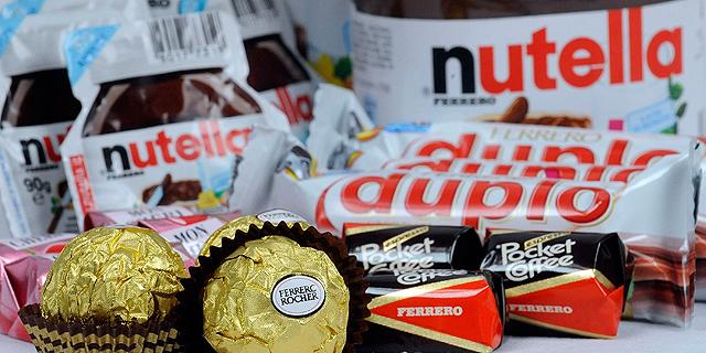 נטולה ושוקולדים אחרים של פררו , צילום: בלומברג