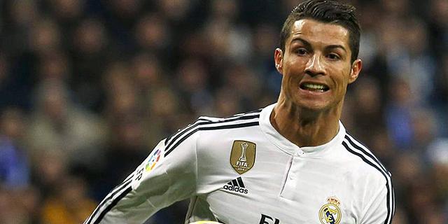 כריסטיאנו רונלדו - הכדורגלן הכי מרוויח העונה: הכניס 87.5 מיליון יורו