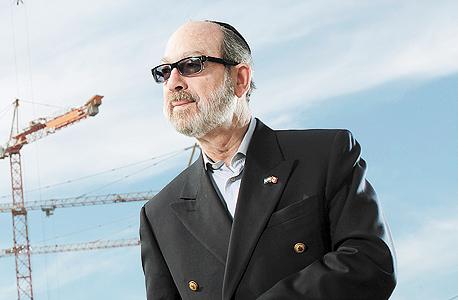 הרשי פרידמן בעל השליטה באזורים, צילום: עמית שעל