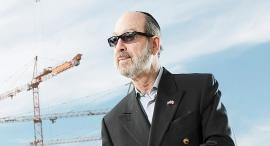 הרשי פרידמן, בעל השליטה באזורים, צילום: עמית שעל