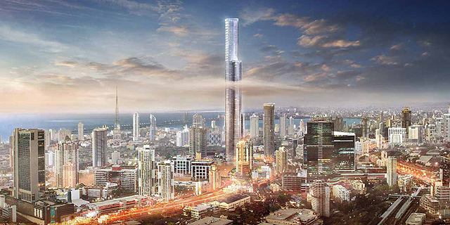 החלה המכירה במגדל המגורים הגבוה בעולם