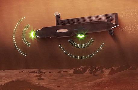 צוללת גרעינית במשקל טון תמפה את ימי טיטאן