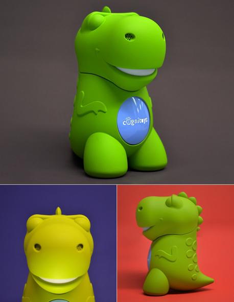 קיקסטרטר קוגניטויס צעצוע חכם IBM ווטסון