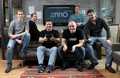 עובדי חברת zrro