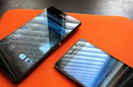 חובבי הזכוכית: חואווי P7, אקספריה Z3