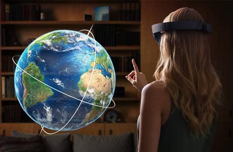 הולולנס, פלטפורמת ה-VR של מיקרוסופט שקידם נדאלה