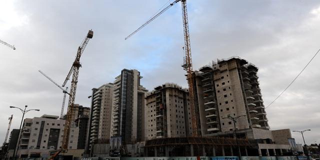למרות הזינוק בדצמבר: ירידה של 8.6% במכירת דירות ב-2014