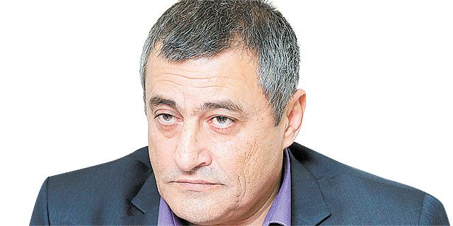 """יוסי סילמן, מנכ""""ל עיריית חולון, צילום: עמית שעל"""