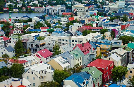 רייקיאוויק, איסלנד. במקום השני