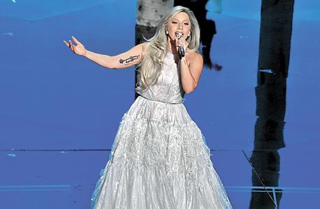 ליידי גאגא. כמו סטרייסנד הצעירה, צילום: איי פי