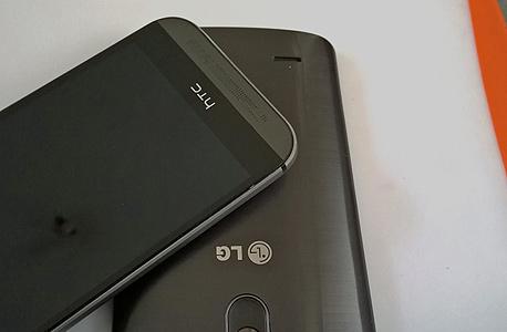 הרמקולים של מכשירי LG ו-HTC