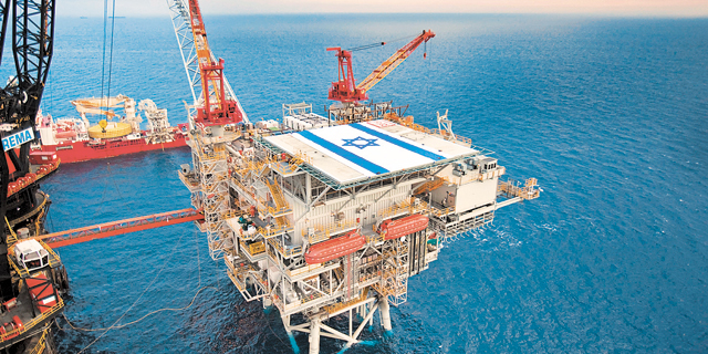 """משטחים את פירמידת הגז: צעד נוסף בדרך למיזוג נפטא וחנ""""ל עם ישראמקו"""
