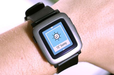 שעון Pebble Time