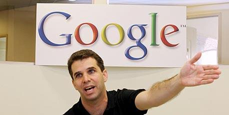 """מאיר ברנד, מנכ""""ל גוגל ישראל. """"מודעות ותוצאות חיפוש אינן קשורות"""""""