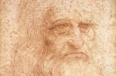 ליאונרדו דה וינצ'י, נחשב לאחד הציירים המפורסמים ביותר בעולם