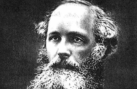 ג'יימס מקסוול, פיזיקאי ומתמטיקאי סקוטי
