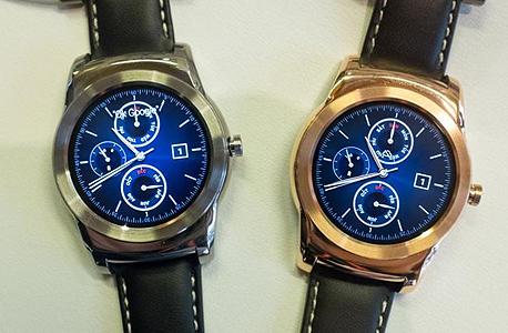 שעוני LG החדשים