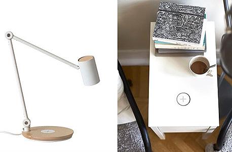 איקאה שולחן הטענה מובייל, צילום: IKEA