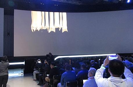 סמסונג גלקסי S6 ברצלונה, צילום: עומר כביר