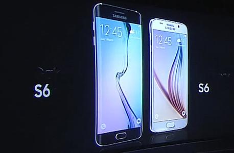 סמסונג גלקסי S6 ברצלונה סמארטפון