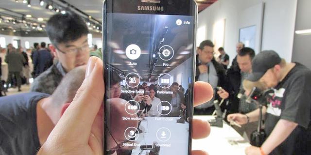 באג בגלקסי S6: המכשיר לא עומד בעומס המשימות