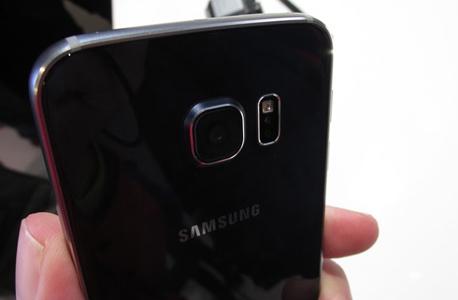 סמסונג גלקסי S6 ברצלונה 8, צילום: עומר כביר