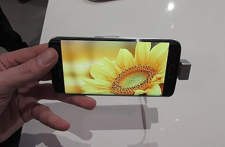 סמסונג גלקסי S6 ברצלונה 9, צילום: עומר כביר