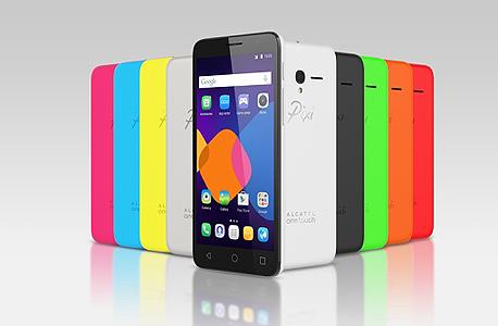 סמארטפון אלקטל החדש, צילום מסך: GSMARENA
