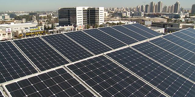 מערכות סולאריות, צילום: חגי דקל