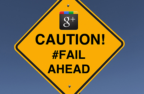 גוגל פלוס, כישלון ידוע מראש?