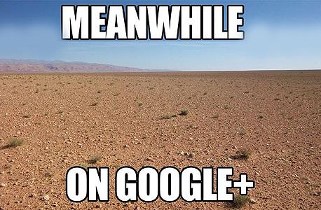 מי זוכר את גוגל פלוס?