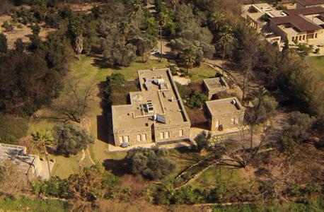 הבית של ליאורה עופר בבני ציון
