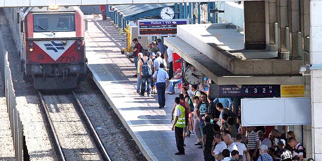 פיצוי שיא לנוסעי הרכבת בעקבות תלונותיהם ב־2016