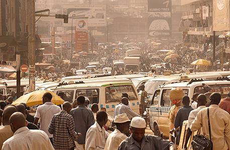 בירת אוגנדה, קמפלה