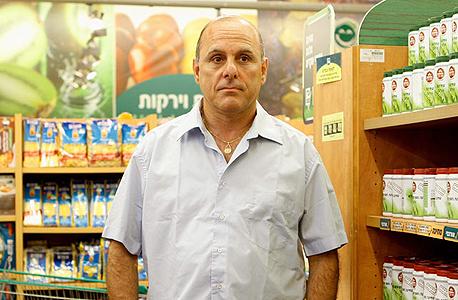"""מנכ""""ל ומייסד עדן טבע מרקט גיא פרוביזור, צילום: נמרוד גליקמן"""