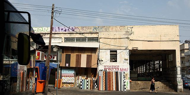 """שוק העלייה בדרום ת""""א, צילום: עמית שעל"""