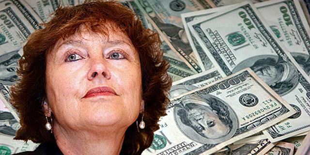 בנק ישראל רכש 400 מיליון דולר - המטבע מטפס ב-0.7% מול השקל