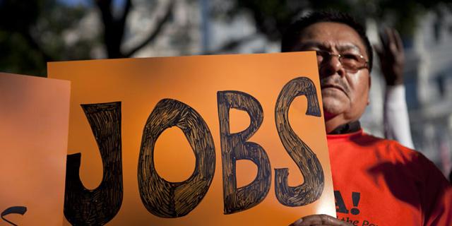 """ארה""""ב: 235 אלף משרות נוספו בפברואר; """"הכלכלה רוכבת על גל של אופטימיות"""""""