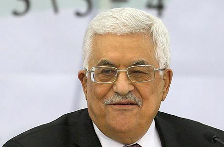 """יו""""ר הרשות הפלסטינית מחמוד עבאס. הקונפליקט הלאומי בראש"""