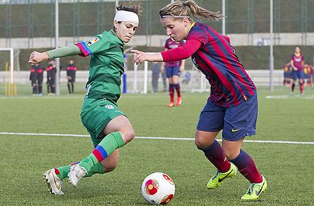 ליגת הנשים בכדורגל בספרד